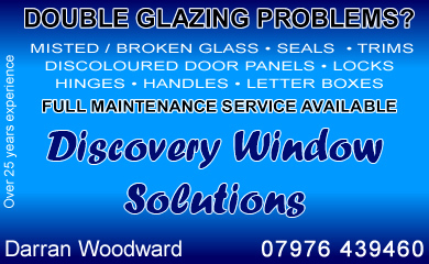 Double Glazing Problems? Misted / Broken Glass, Seals, Trims, Discoloured Door Panels, Locks, Hinges, Handles, Letter Boxes